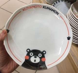 日本代購預訂熊本熊碟。日本製