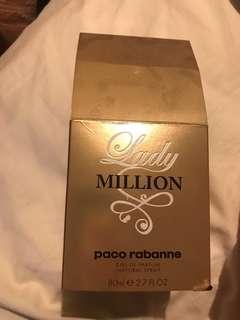 Lady Million Perfume 80ml