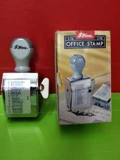 Office Stamp