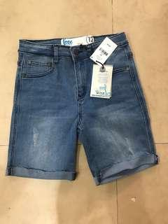 Cotton on denim shorts BNWT