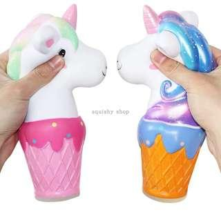 Unicorn IceCream Squishy