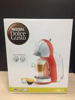 🚚 雀巢咖啡DLC-GST膠囊咖啡機