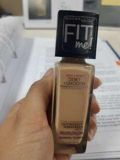 Foundation fit me 125