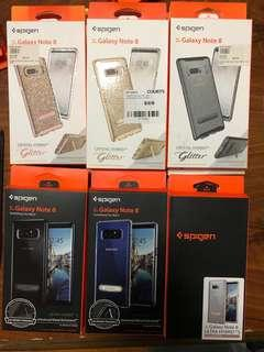 🚚 Samsung Note8 SGP cases clearance sales