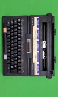 Canon Typestar 10-II Typewriter