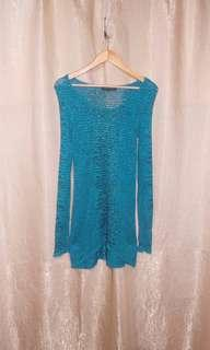 SALE Knitted Glittered Dress