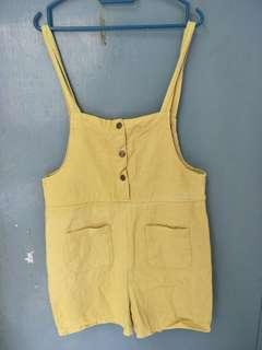 #XMAS25 Yellow Jumpsuit [Now RM12, Was RM16]