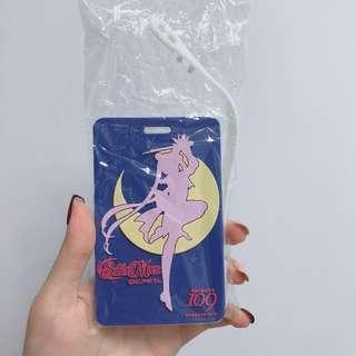 美少女戰士Sailor Moon行李牌 x1