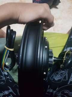 52v 1000w 12inch Dyu Fiido AM Tempo motor