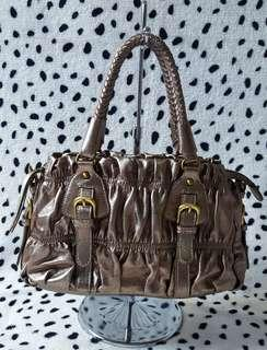 ENG'S BURG leather Bag now 700