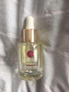 Manuka Doctor facial oil