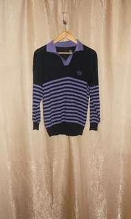SALE Stripes Knit Sweater/Pullover