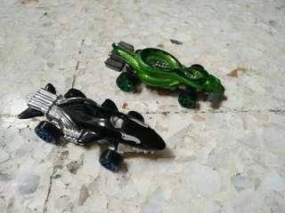 HotWheels Shark and Snake Car