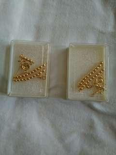 Gold Plated Rosary Bracelets