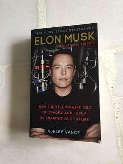 🚚 Elon Musk by Ashlee Vance