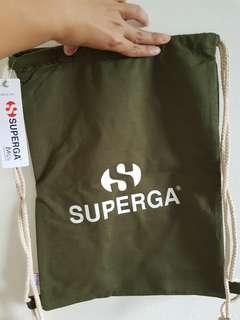 Superga Drawstring Bag