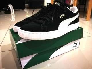 [NEW] Puma Suede Classic+ Black