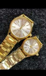 Couple Seiko Watch