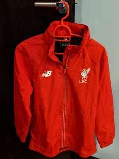 Liverpool F.C. New Balance Youth Rain Jacket