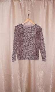 SALE Leopard Sweater/Pullover