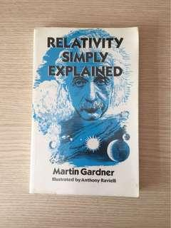 Relativity simply explained by Martin Gardner