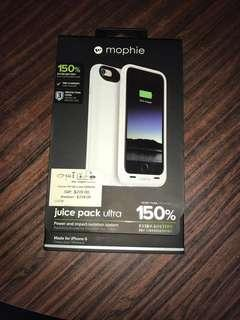 Mophie Juice Pack Lltra Battery Case (iPhone 6/6s)