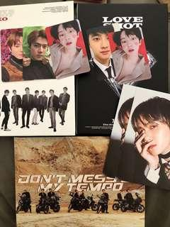 Exo love shot don't mess up my tempo
