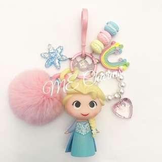 Funko Pop Disney Frozen Princess Elsa Bag Charms / Fobs