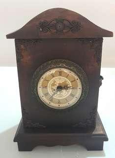 Clock & key box