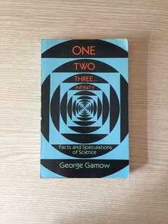One two three... infinity by George Gamow