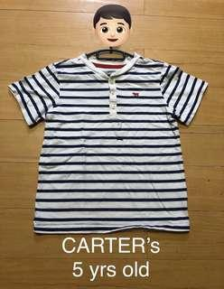 Carters Striped Shirt