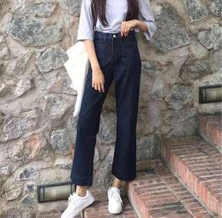 🚚 [INSTOCKS] black mom jeans