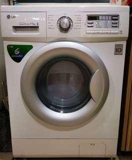 LG 7.5 Kg Washing Machine & Rinser