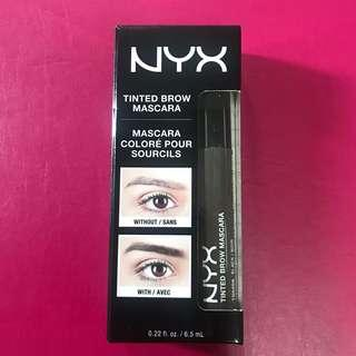 [Preloved] NYX TINTED BROW MASCARA