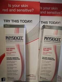 Physiogel Calming Relief Anti-Redness Serum Sample 5ml