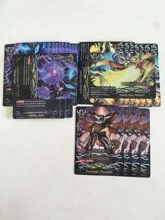 Buddyfight dimension destroyer lost world playset