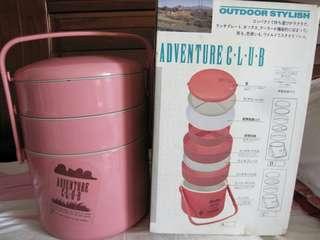 🚚 ADVENTURE CLUB(OUTDOOR STYLISH)戶外露營旅行用野餐組