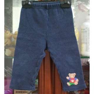 🚚 童裝 小熊 棉褲 長褲~3號