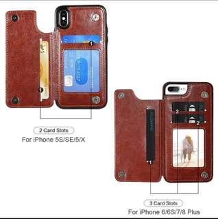 Luxury Mobile Leather Case