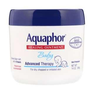 🚚 Aquaphor Baby Healing Ointment 14 oz (396 g) - Relieves diaper rash within 6hours - Pediatrician recommended