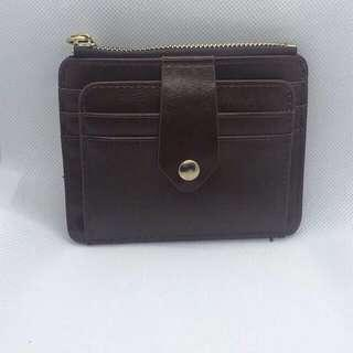 Card and Coin Purse for Men