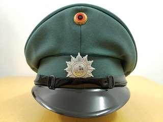 真品西德薩爾州警帽