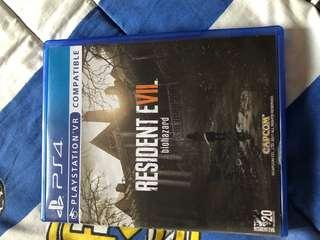 Resident Evil : BIOHAZARD