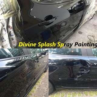Repair Dents & Touch up