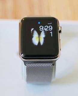 Apple Watch 1st Series Stainless Steel 42mm