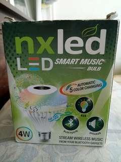 LED Smart Music Bulb