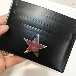 Excellent CONDITION GIVENCHY CARD HOLDER