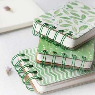 [Christmas Promo] Nature Design A7 Notebook
