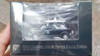 Tiny Mini Cooper Royal Hong Kong Police(會員限定)