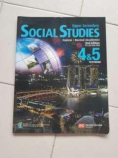 Social Studies Textbook 2nd edition